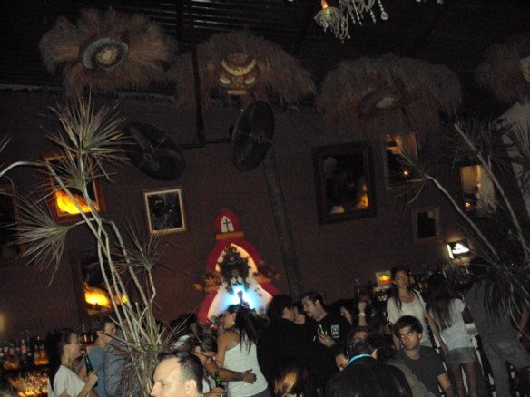 Playa Del Carmen nightclubs, La Santanera bar