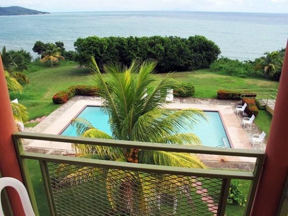 Yabucoa Puerto Rico oceanview parador