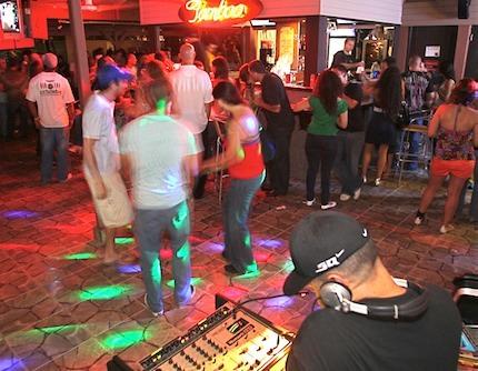 Rincon Puerto Rico nightlife