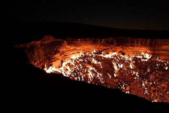 Nicaragua itinerary, Masaya Volcano