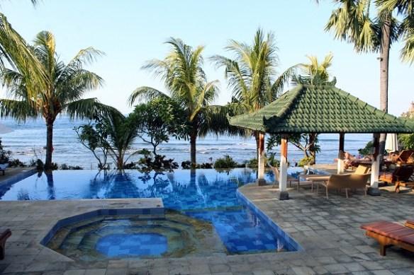 Amed dive resort, Bali