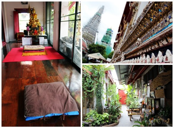 unique things to do in Bangkok, free meditation retreat