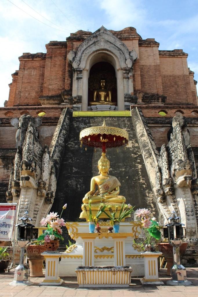 Chiang Mai Temple shrine