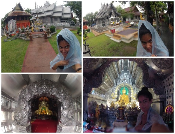 Chiang Mai Couchsurfing, temple hopping