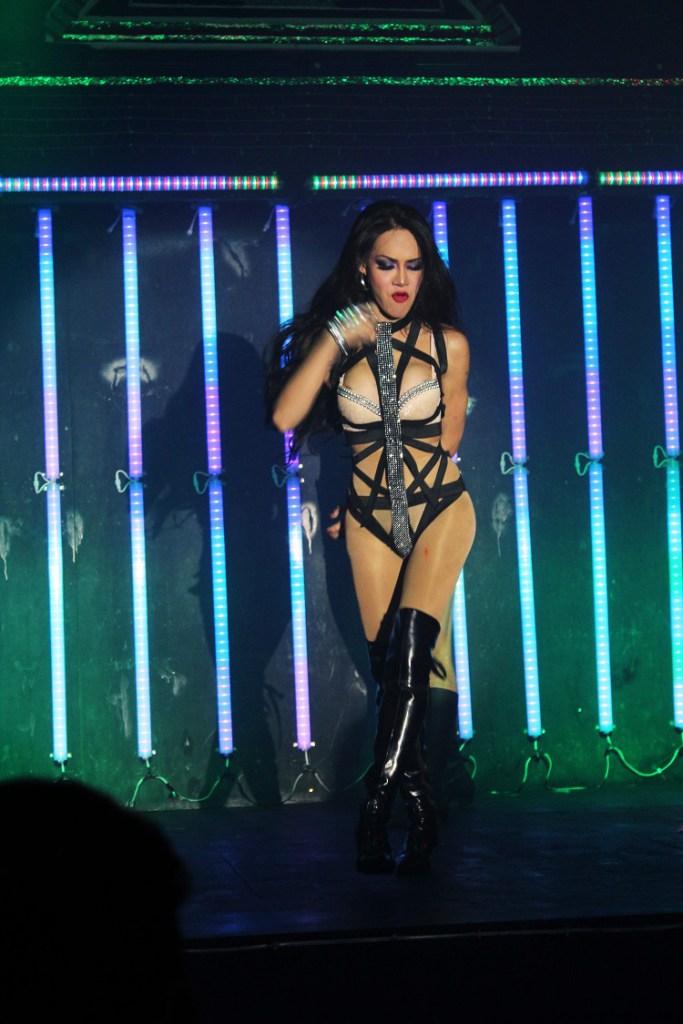 Britney Spears ladyboy Chiang Mai