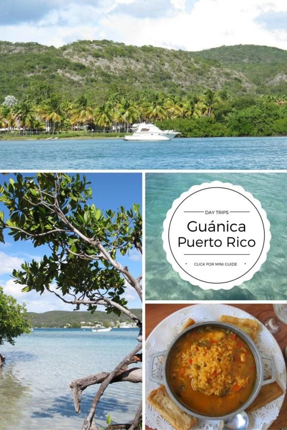 Gilligan's Island, Guanica Puerto Rico guide