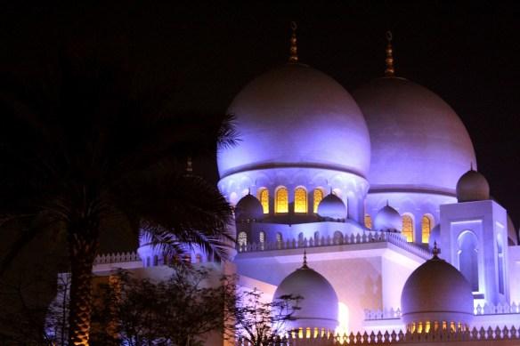 Abu Dhabi stopover