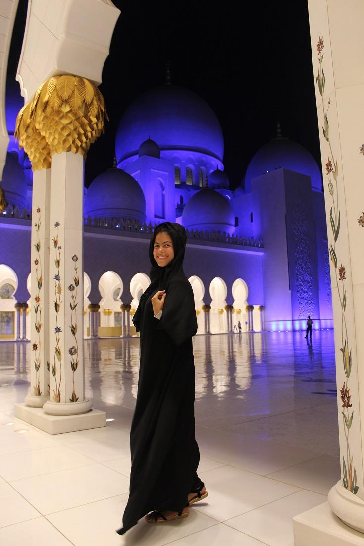 ideas stopover Abu Dhabi