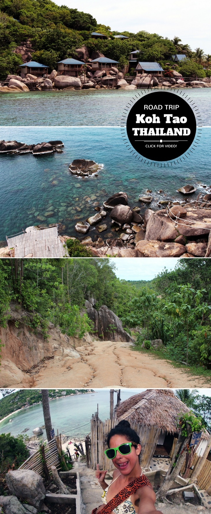 A Day in Koh Tao ROAD TRIP VIDEO