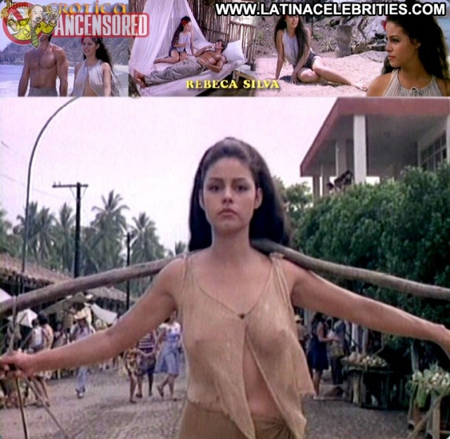 Rebeca Silva Er Brunette Medium Tits Celebrity Latina International