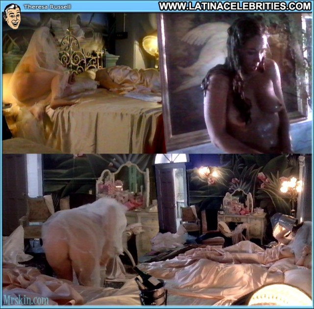 Theresa Russell Hotel Paradise Stunning Sexy Gorgeous Blonde Medium