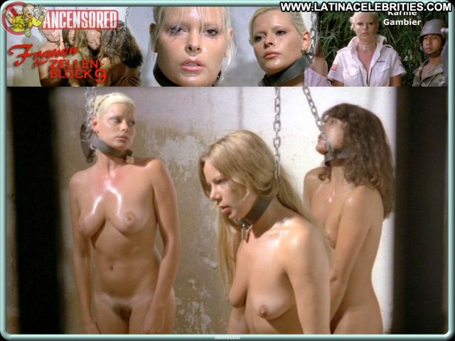 Karine Gambier Women In Cell Block Medium Tits Blonde International