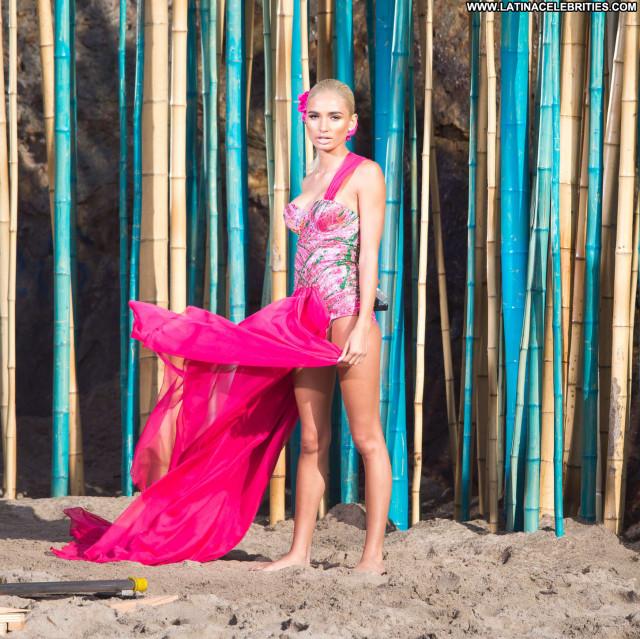 Pia Mia Perez Posing Hot Bikini Beautiful Celebrity Babe Gorgeous Hot