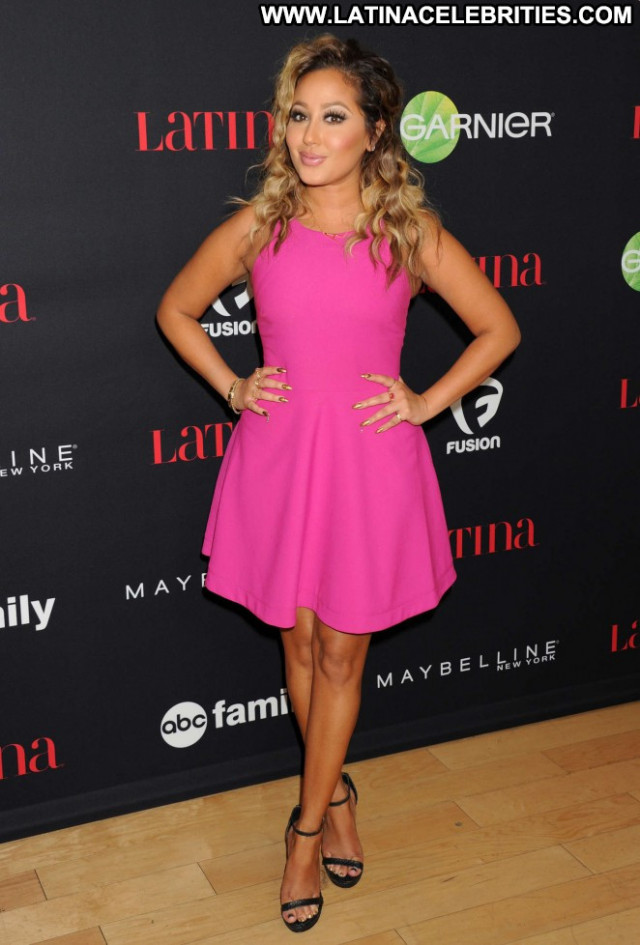 Adrienne Bailon West Hollywood Paparazzi West Hollywood Celebrity