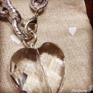 Bracciale Crystal Heart
