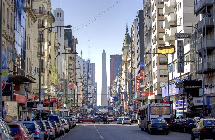 How could Big Data help improve transport in LatAm?