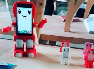 Sima: An educational robot made in Chile