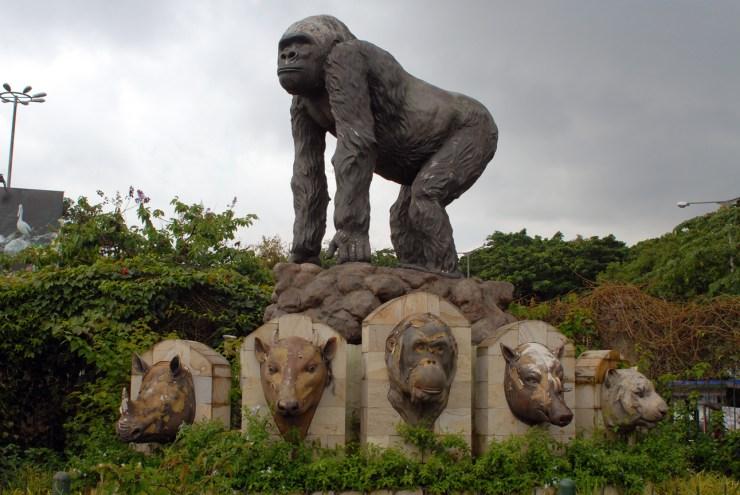 ragunan kebun binatang