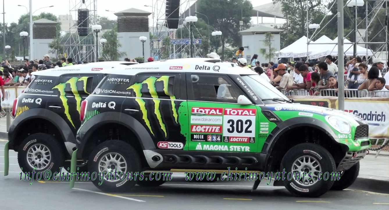 Foto X-Raid Rallye Dakar 2012 LKW