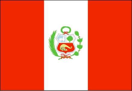 Peru Fahne