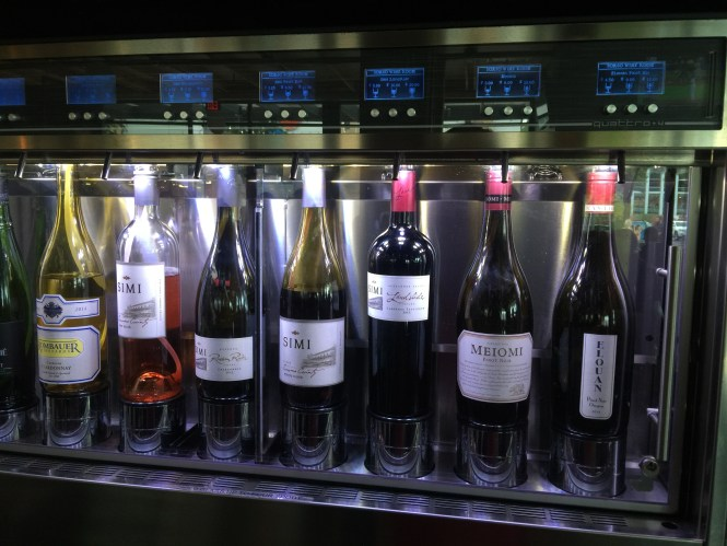 Sorso's Self-Serve Wine Dispensary