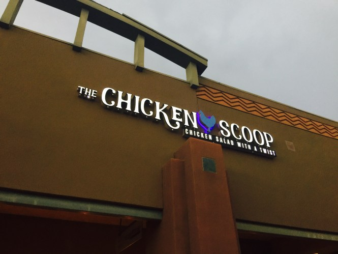 Welcome to Arizona the Chicken Scoop