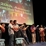 Festival goers were also treated to an amazing performance of music from Veracruz, Mexico by Colectivo Altetee who reside in southern Veracruz but are in Denver performing each day of the weekend long festival.