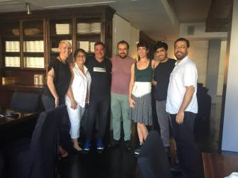 Debra Gallegos Day 2 Guadalajara meeting with Ministry of Culture