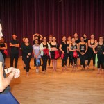 """""""You are all ambassadors for our Hispanic heritage he told the participants. """"This is just not dance it is an art that is part of a culture that you need to share with your communities to expand awareness and understanding of who we are as a people."""""""