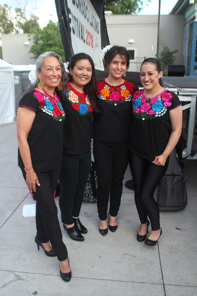 Las Dahlias, Photos by Latin LIfe Denver Media
