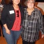 Veronica Barela (right) and daughter Andrea Barela