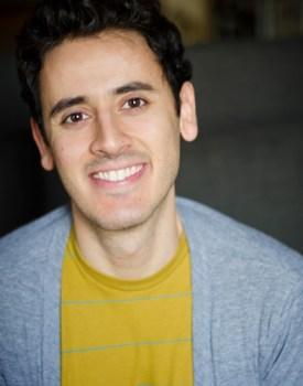 Twenty50 writer Tony Meneses. Photo by DCPA Press