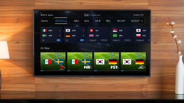 demo view xfinity X1 Comcast sports app 3