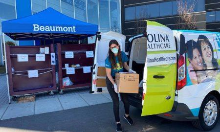 Molina healthcare donating