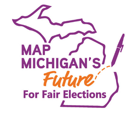 Map Michigan's Future