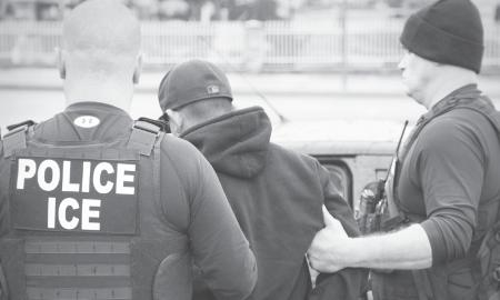 ICE oficiales