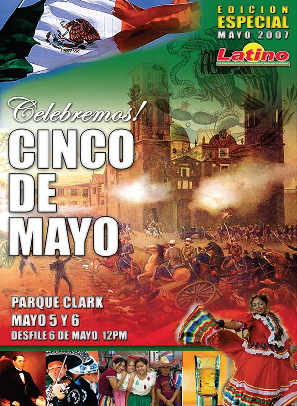 Cinco de Mayo Cover