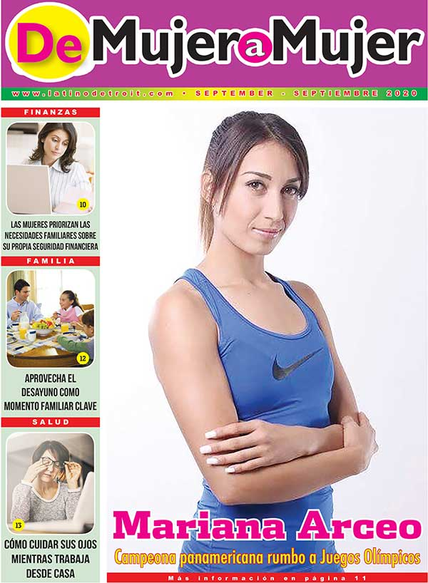 De mujer a mujer cover sept 18