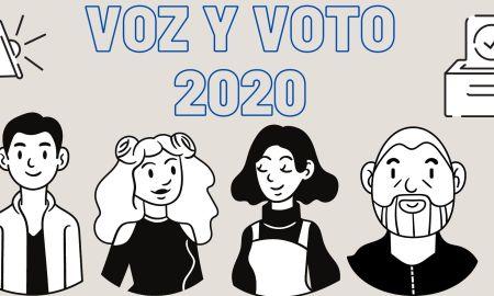 voz y voto 2020