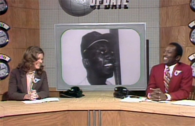Jane Curtin and Garrett Morris as Chico Escuela, SNL Weekend Update, Dec. 9, 1978-8x6