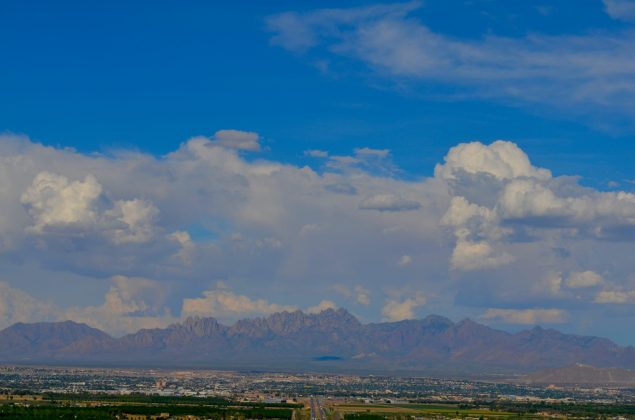Organ Mountains-Desert Peaks National Monument