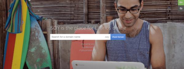 soy-domain-name