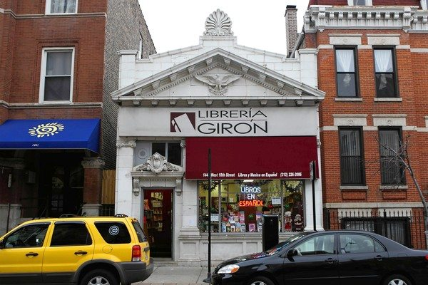 Librería Girón bookstore on 18th Street in Chicago,   (Alex Garcia/Chicago Tribune)