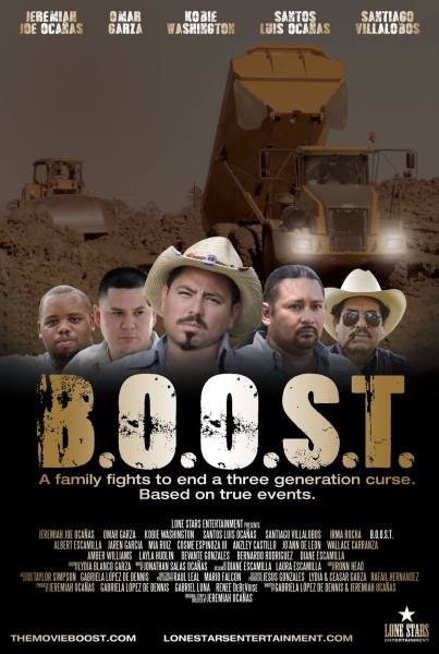 BOOST movie poster
