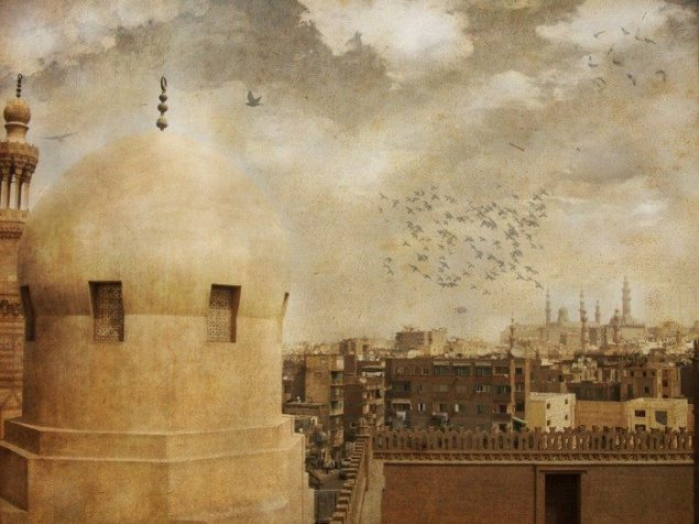 Fostat Mosque in Cairo, Egypt (Emad Raúf/Flickr)