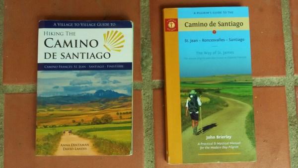 Camino books