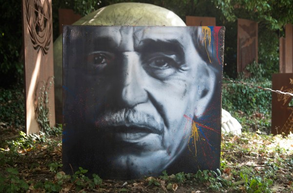 Gabriel García Márquez, author of 'Cien años de soledad' (thierry ehrmann/Flickr)