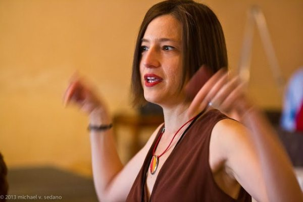 Marcela Landres, co-founder of Annual Comadres and Compadres Writers Conference and author of 'How Editors Think: The Real Reason They Rejected You'
