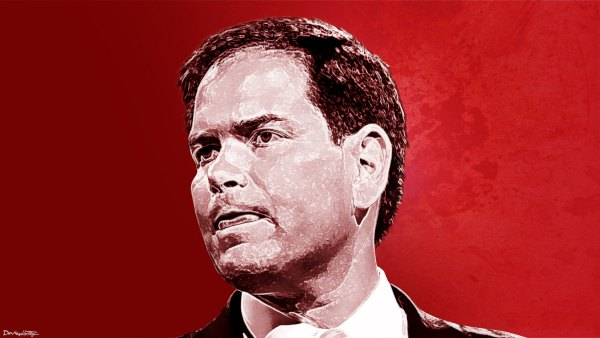 Marco Rubio, Republican senator from Florida (DonkeyHotey/Flickr)