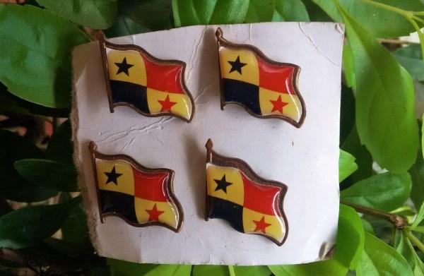 Panama flags
